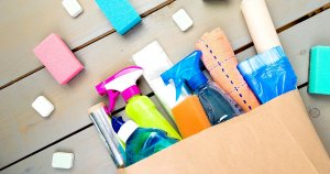 5 Toxic Cleaners to Throw Out